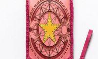 《魔卡少女樱》推出两款库洛牌造型的手机壳