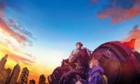 《牙狼》官方公开ED主题曲《索菲亚》封面