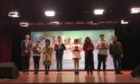 """""""中国风原创动漫大赛颁奖盛典""""在上海张江戏剧谷隆重举行"""