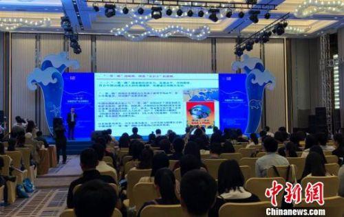 """中国动漫游戏企业已和""""一带一路""""沿线五十余国开展合作"""