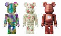 日本制作玩具熊BE@RBRICK主题动画 梦工厂参与合作