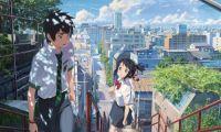 动画电影《你的名字。》在日本电视台播出收视率一般