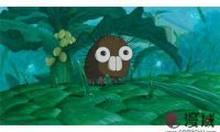 宫崎骏最新短篇动画电影《毛毛虫菠萝》将于3月21日上映