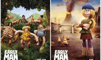 电影《早期人类》官方公开新海报