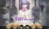 剧场版动画《Fate/stay》角色痛印开始接受预订