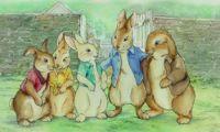 索尼最新的真人电影《比得兔》新特辑公开
