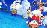 《哆啦A梦:大雄的宝岛》官方公开第三弹预告