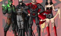 "DC动画制作人有意改编共产主义""超人""《超人:红色之子》"