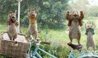 真人动画电影《比得兔》将于2月9日在北美上映