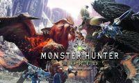 动作冒险游戏《怪物猎人:世界》发售三天创出货量纪录