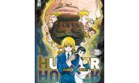 《全职猎人》第35卷漫画高居漫画销量排行榜第1名
