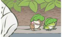 《人民日报》评论手游《旅行青蛙》:这是北上广空巢青年!
