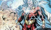 DC的新超级英雄电影《沙赞》公开片场照