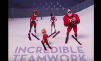 《超人总动员2》公开新冬奥会特别短片