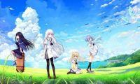 游戏《Summer Pockets》多位配角以及声优阵容公布
