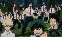《我的英雄学院》第3季动画公布最新预告PV
