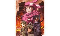 TV动画《刀剑神域 Alternative GGO》将于4月7日开播