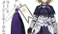 《Fate/Apocrypha》的首饰品周边呈现在粉丝们面前