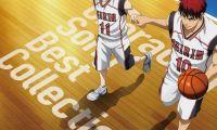 《黑子的篮球》动画角色歌精选音乐专辑封面公开
