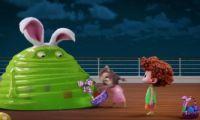 《精灵旅社3》新预告:史莱姆点点和两个小孩玩乐