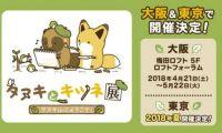 《小狐狸和小狸猫》官方宣布将举办大型活动
