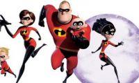 动画电影《超人总动员2》官方又公开一张新剧照