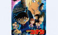 《名侦探柯南》第22部剧场版动画蝉联日本电影动员排行榜冠军