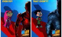 动画电影《少年泰坦出击》官方公开新海报