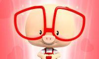 动画片《红眼镜猪猪》将于2019年春节亮相