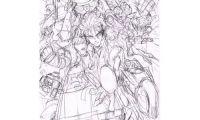 村田雄介为《头号玩家》绘制纪念海报草稿公开