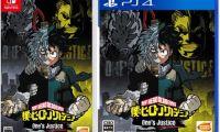 动作游戏《我的英雄学院:一人的正义》追加公开3位可玩角色