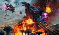 动画电影《哥斯拉:怪兽行星》光碟首周销量出炉