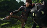 《驯龙高手3》官方又公开一组新宣传海报