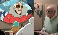 TV动画《超能陆战队》公开斯坦·李特辑