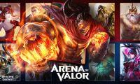 王者荣耀《Arena of Valor》登陆海外,去年用户日活数超过1000万