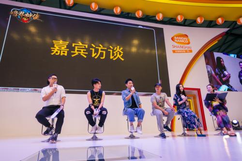 日本IP大厂涉足国漫!?万代南梦宫宣布原创中国IP《暗界神使》动画化