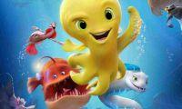 """3D动画巨制《深海历险记》曝""""进击的海底萌物""""版海报"""