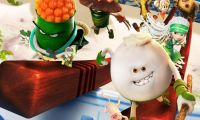 国产动画电影《美食大冒险之英雄烩》在上海举行点映活动