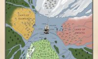 迪士尼《胡桃夹子与四个王国》曝概念图