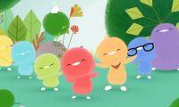 中国风动画片《小鸡彩虹》在国外火了起来