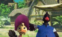 3D/2D动画电影《疯狂丑小鸭》发布三张合家欢版海报