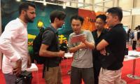 动画电影《风来风去》游戏产品亮相2018年土耳其GameX展