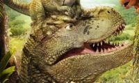 动画电影《恐龙王》发布海报和剧照