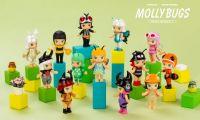 Molly昆虫系列金秋上市啦!POP MART 泡泡玛特带你回归大自然