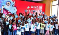 《风来风去》在尼日利亚经济中心拉各斯举行国际推广活动