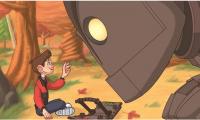 """美国动画电影《钢铁巨人》关于""""机器人与人""""之间关系的思考"""
