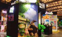"""动漫IP""""黑马""""慢树懒六六走红第12届中国授权展"""