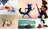 这些绘画大师让中国动画像艺术品