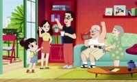 动画片《洛宝贝》成功入围国际艾美奖儿童奖的学龄前板块