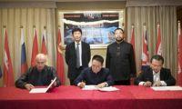 世界英雄儿女动漫电影节合作框架协议签署仪式在京举行